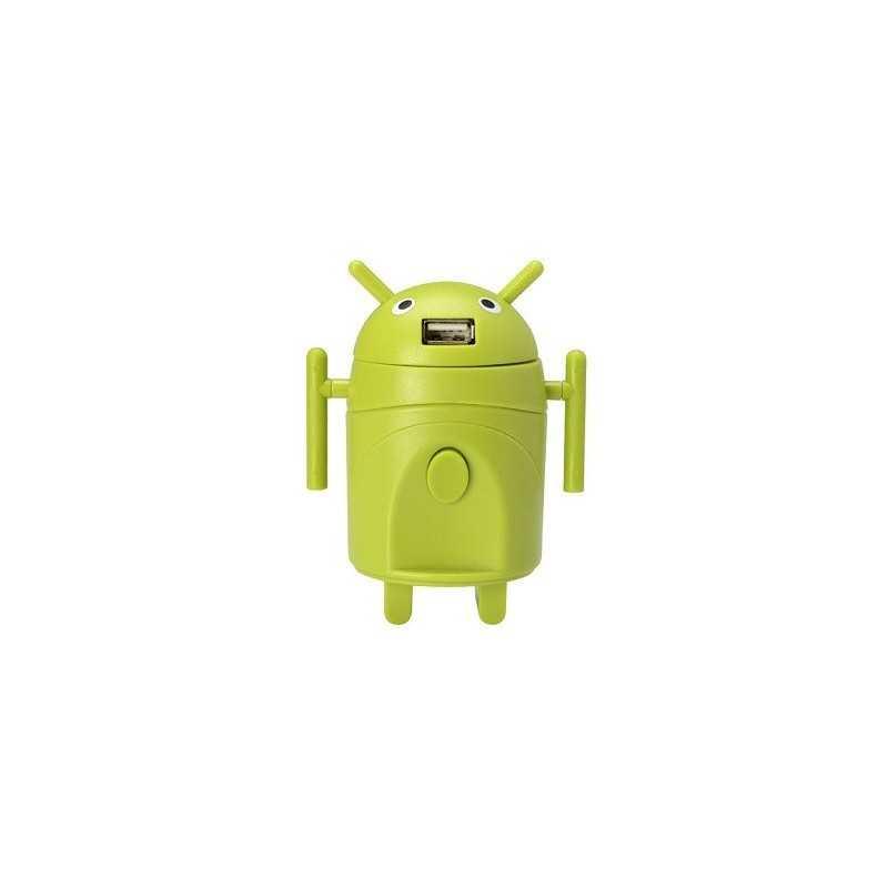 Adaptateur de voyage Android