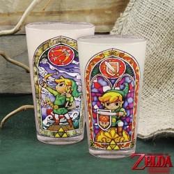 Verre Zelda vitraux