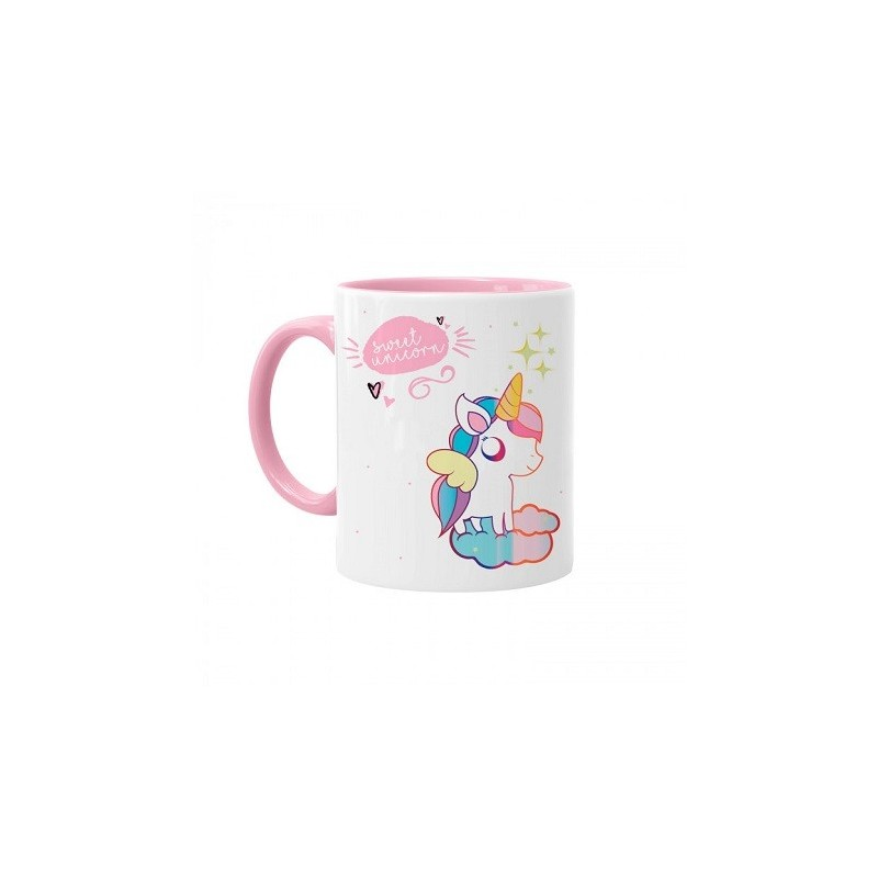 Mug sweat Licorne