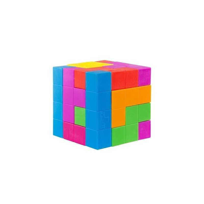 Puzzle cube Tetris