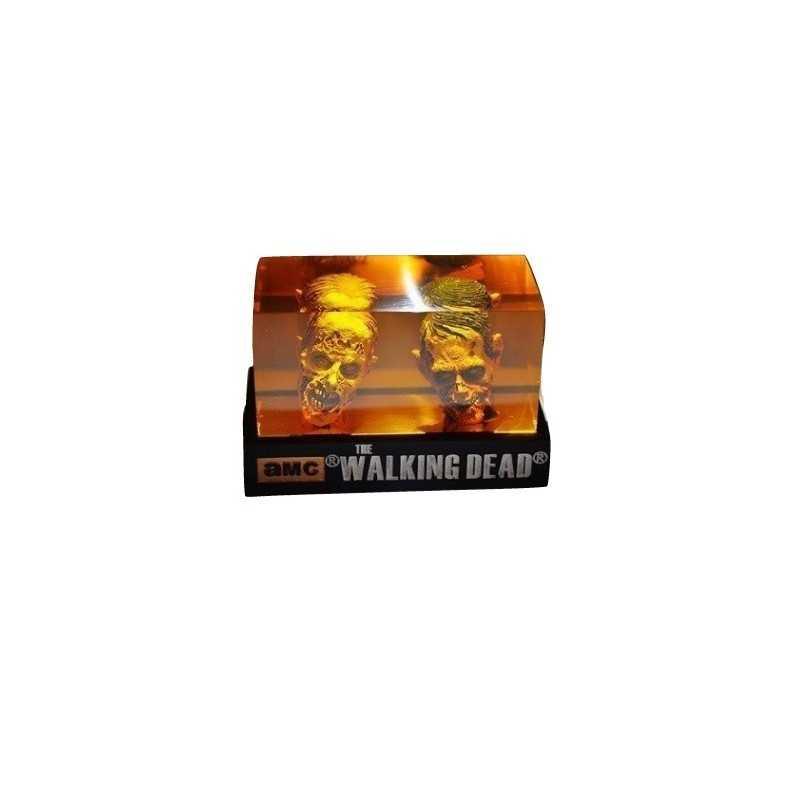 Bocal têtes de morts The Walking Dead