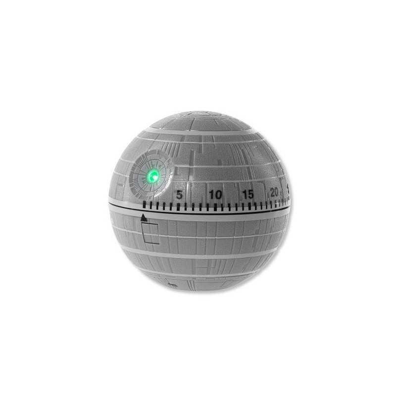 Minuteur cuisine étoile de la mort Star Wars