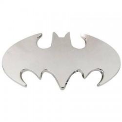 Boucle de ceinture Batman Chrome