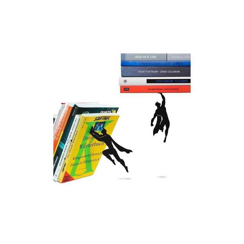 Serre livres illusion Book and Hero Artori design