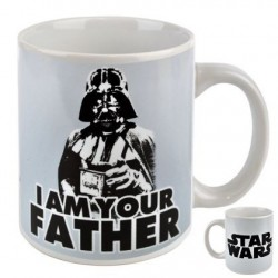 Mug Dark Vador Star Wars (I'm your father)