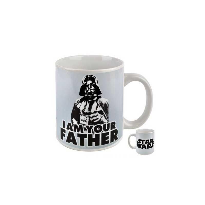 Mug Dark Vador Star Wars (I'm your father)