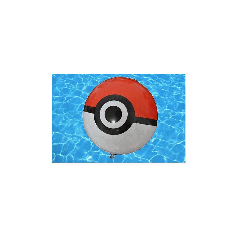 Ballon gonflable Pokeball