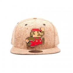 Casquette Retro Mario Metal