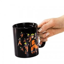 Mug thermoréactif Naruto