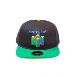 Casquette Nintendo 64