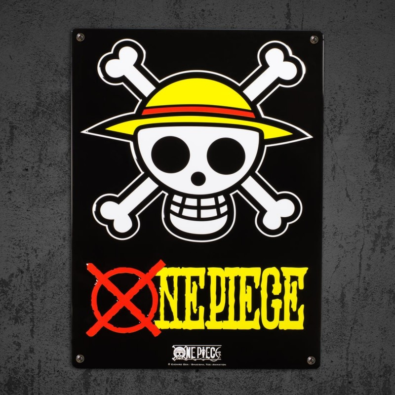 Plaque Murale One Piece