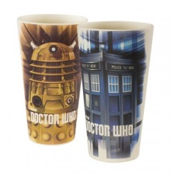 Verres Doctor Who en Bambou