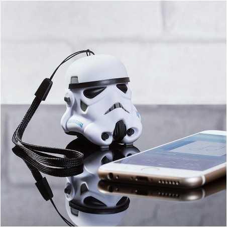 Mini Haut-parleur Bluetooth Stormtrooper Star Wars