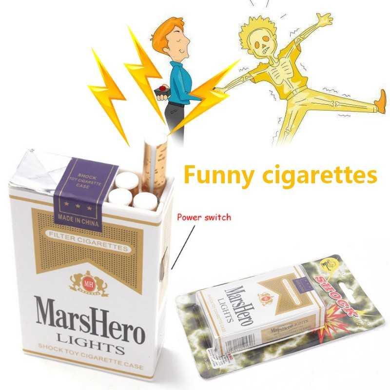 Cigarettes choc electrique