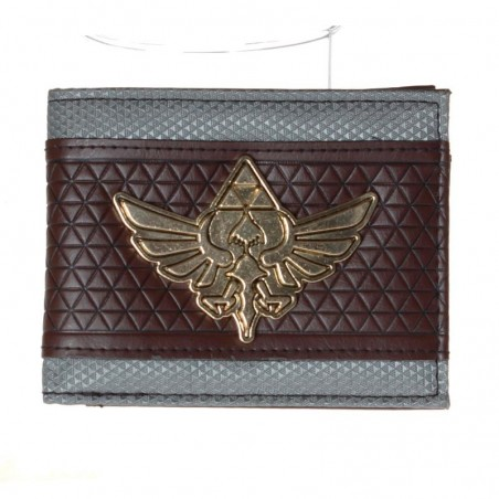 Portefeuille Zelda metal logo Bird