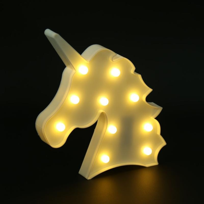 Lampe Licorne design