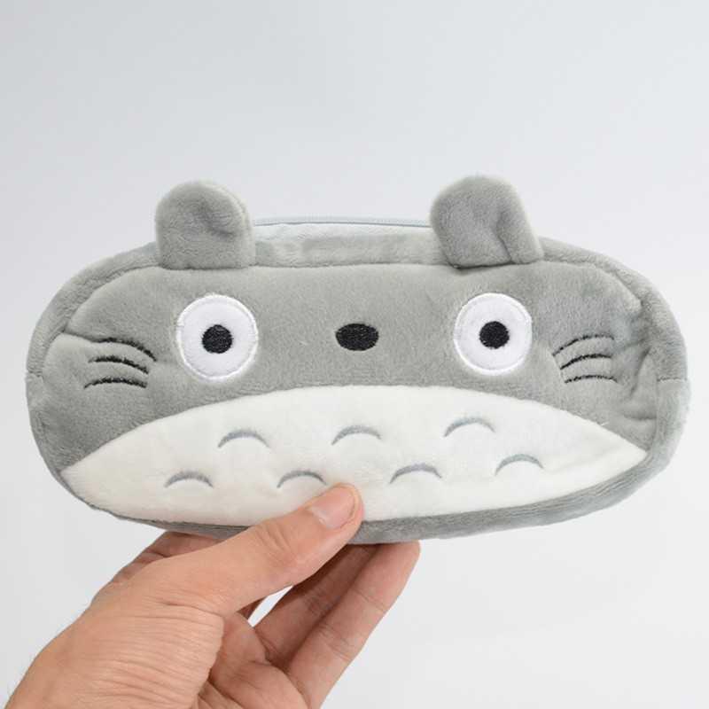 Trousse peluche Totoro