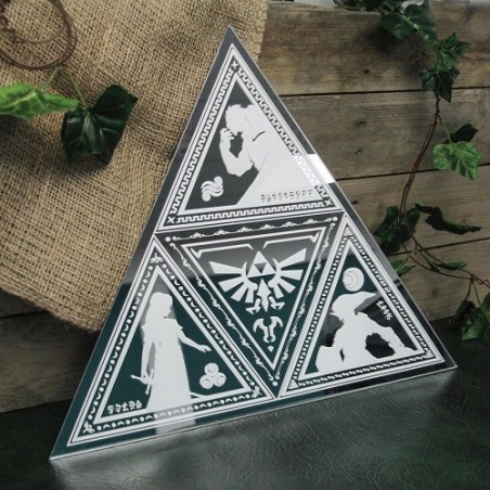 Miroir Zelda Triforce