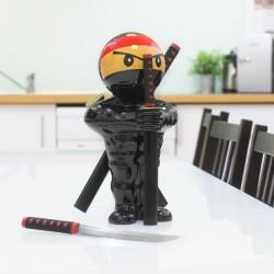 Porte couteaux Ninja