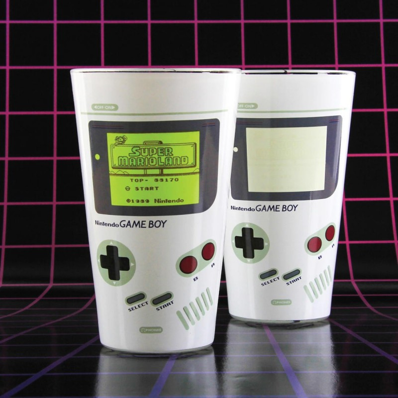 Verres changeant Game boy
