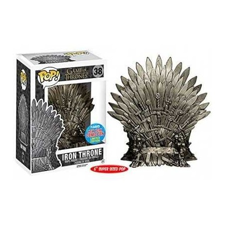 Funko POP Game of Thrones Iron Throne