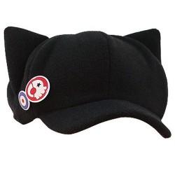 Casquette oreilles de chat Evangelion