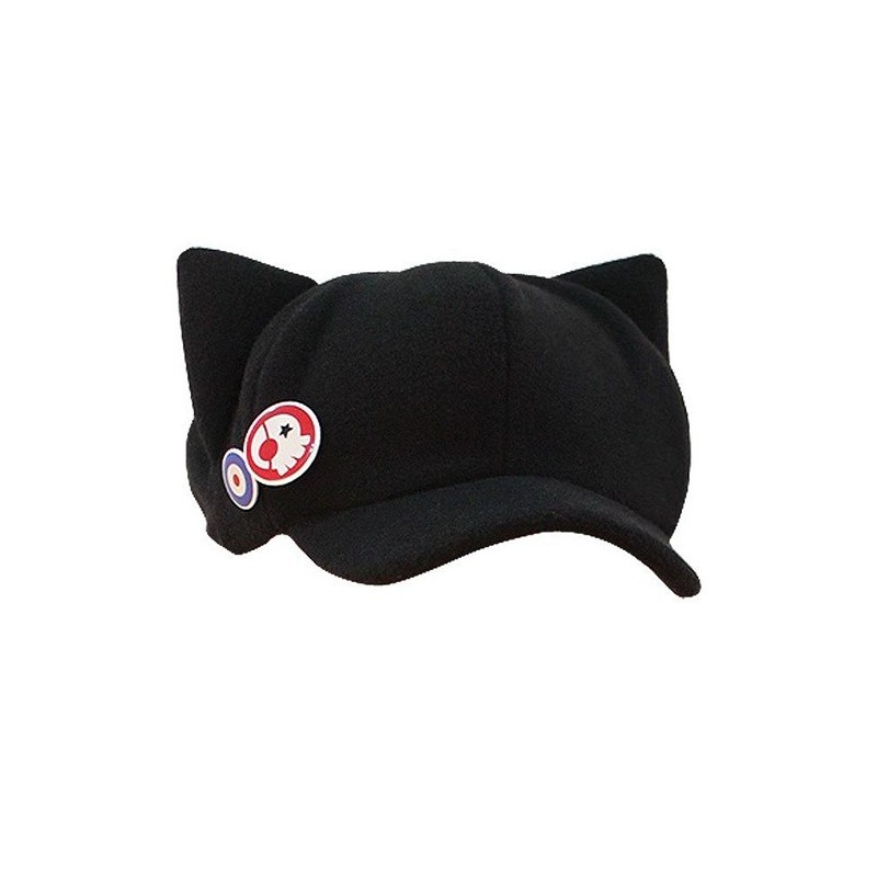 2016 new Anime Neon Genesis Evangelion EVA Asuka Langley Soryu Cat Ear Polar Fleece Cosplay Hat for