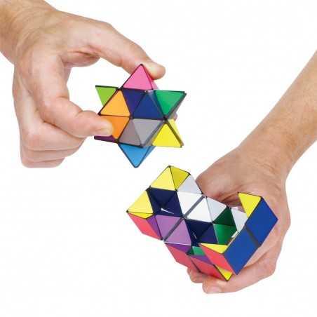 Rubik's Cube étoile magique