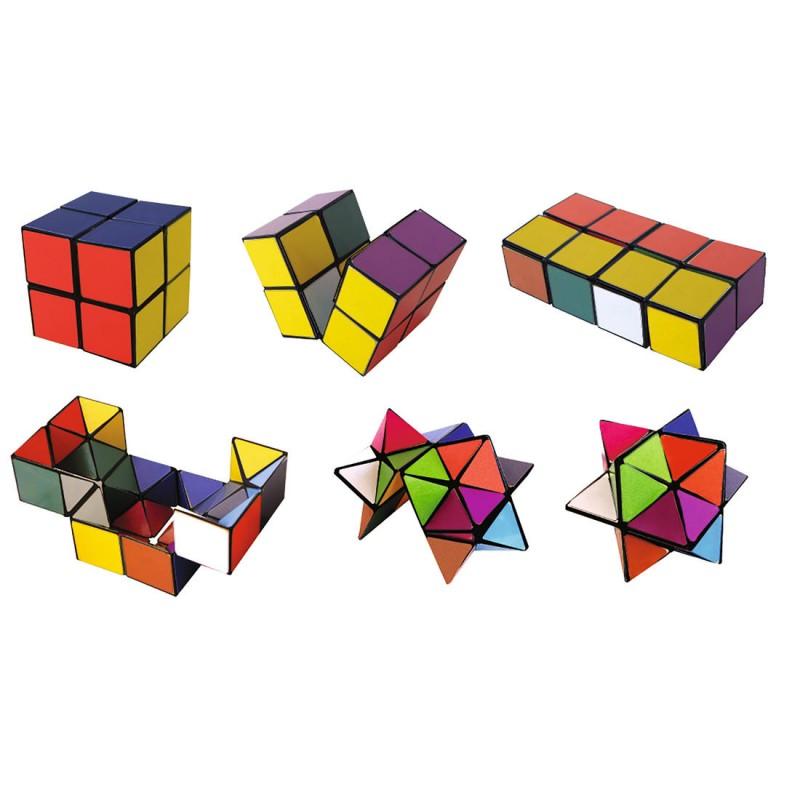 Rubiks Cube Etoile Magique