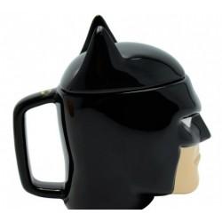 Mug couvercle 3D Batman