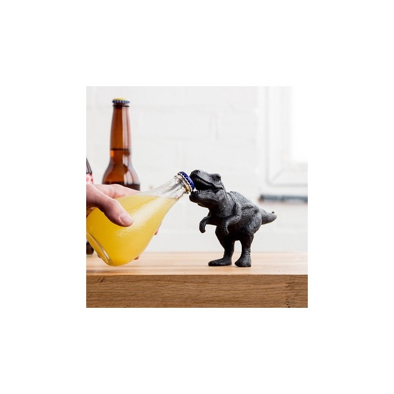 Ouvre bouteille dinosaure T-Rex