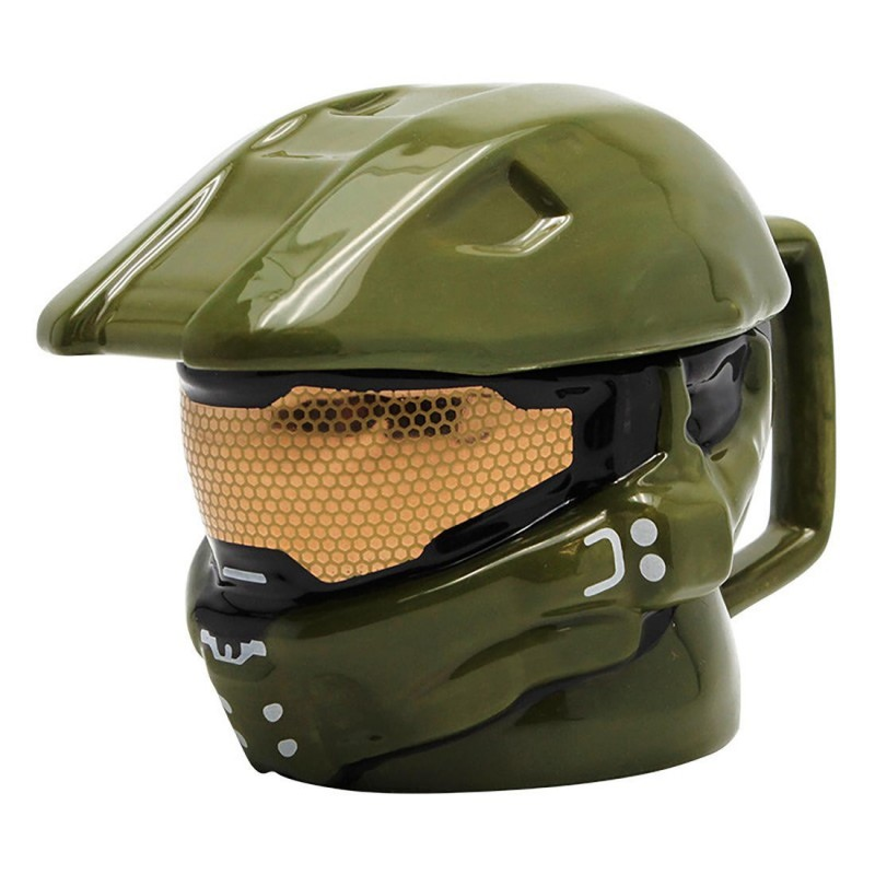 Mug 3D Halo Master Chief