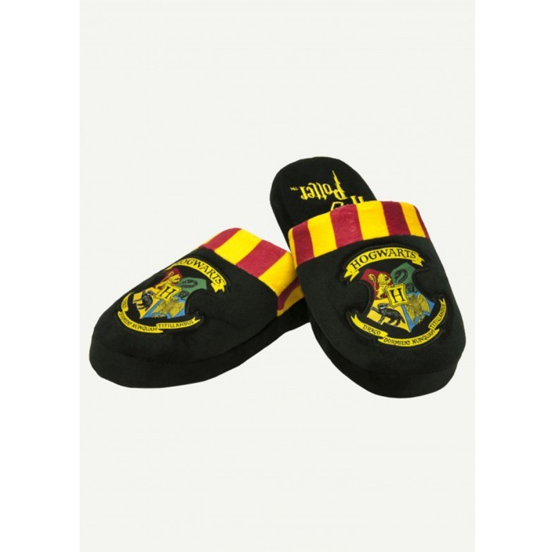 Chaussons Harry Potter Hogwarts