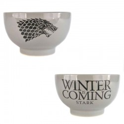 Bol Game of Thrones Stark gris