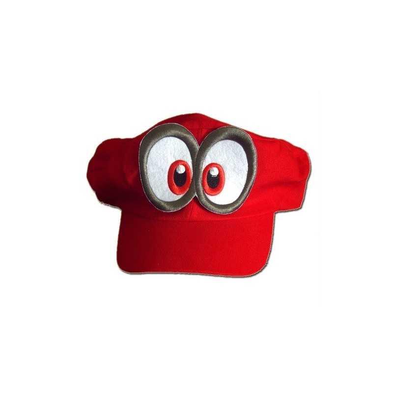 Casquette Super Mario Odyssey