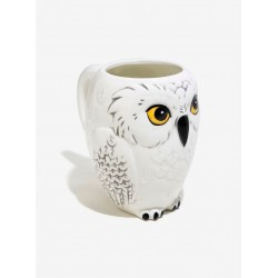 Mug 3D Hibou Hedwige Harry Potter