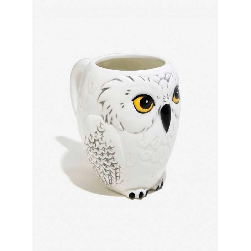 Mug 3D Hibou Hedwig Harry Potter