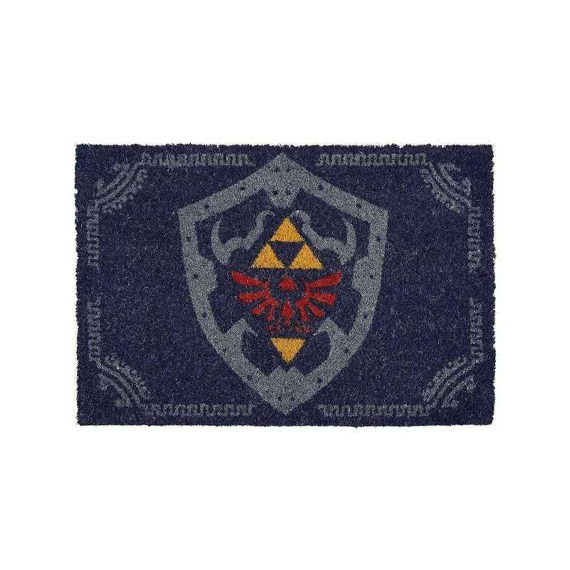 Paillasson Zelda bouclier Hylian