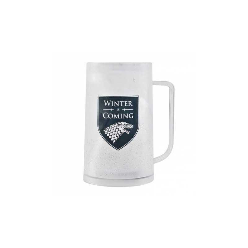 Chope réfrigérée Game of thrones Winter is coming