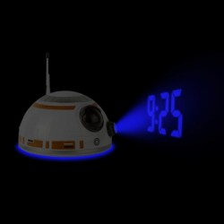 Réveil projection BB-8