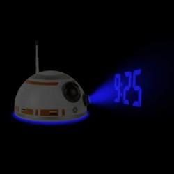 Réveil projection BB-8