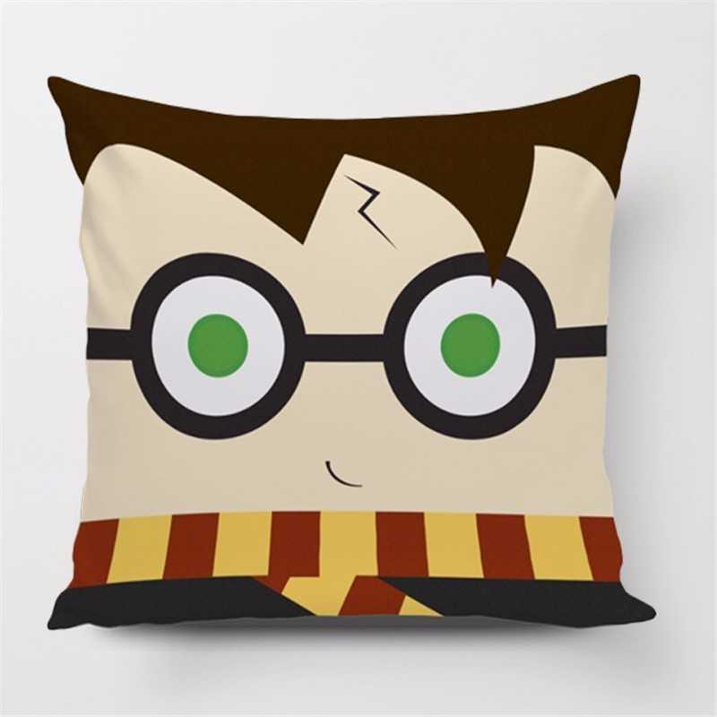 Taie d'oreiller Harry Potter Cartoon