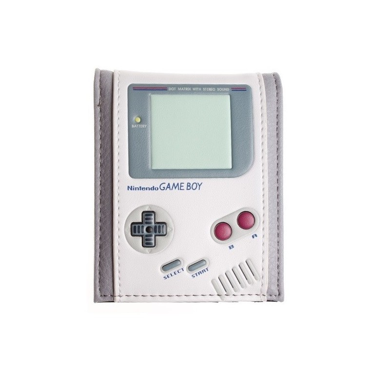 Portefeuille Gameboy