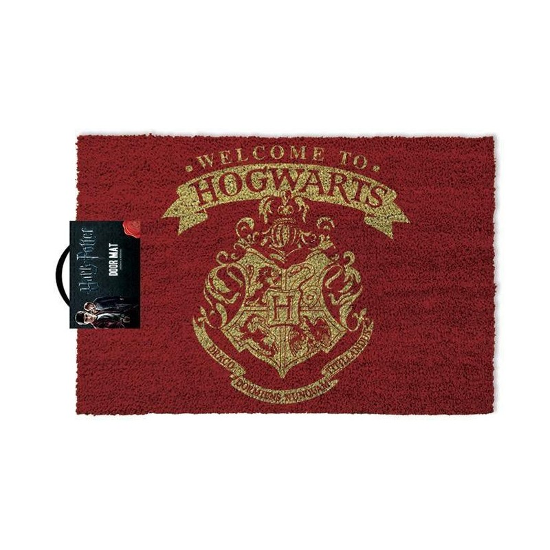 Paillasson Harry Potter Welcome to Hogwarts