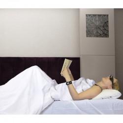 Lunettes horizontale de lecture allongée