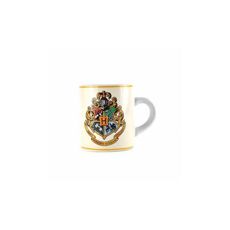 Tasse à expresso Harry potter Poudlard