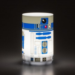 Mini Lampe Star wars R2D2