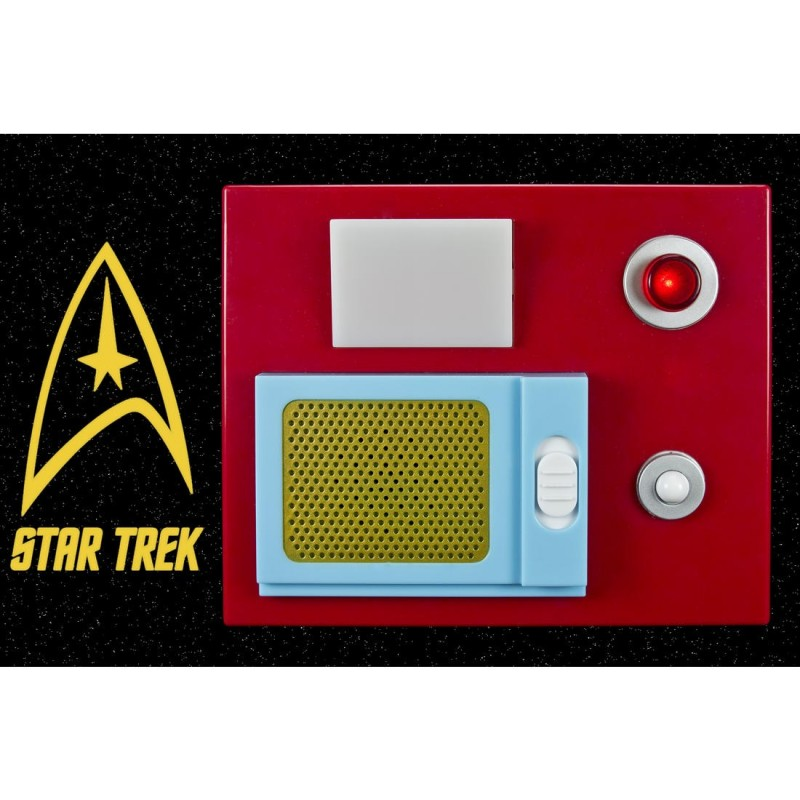 Sonnette de Porte Star Trek Détecteur de Mouvement