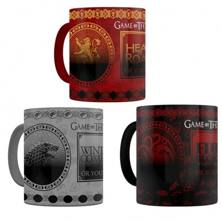 Mug thermoréactif Game Of Thrones
