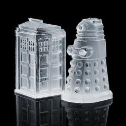 Moule a glaçons Tardis Doctor Who